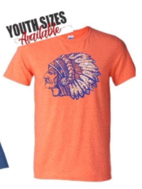 Whiteland-Warriors T-shirt