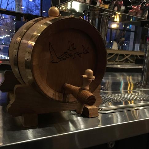 Barrel Aged Cocktail
