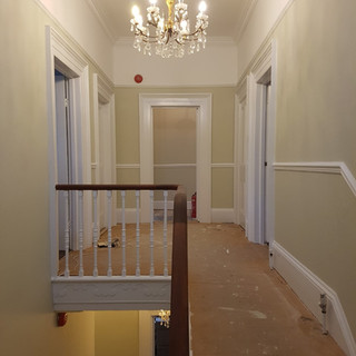 Butterworth decorators meadfoot bay hote