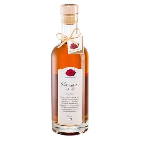 Schwäbischer Single Grain Whisky, 43%vol., 0.5 l