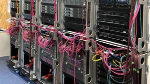 ZDF und ARD modernisieren Mobile Produktionseinheit (MPE) und stellen um auf volle IP-Funktionalität
