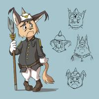 Duma (Character Sheet)