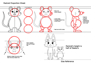 Packrat (Proportion Sheet)