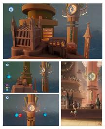 (Dreams) Clockwork City WIP