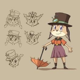 Amia (Character Sheet)