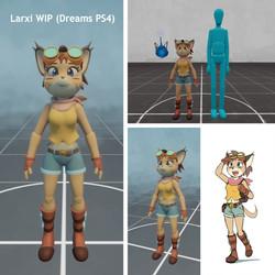 Larxi Wip (Dreams)