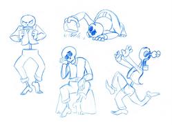 Mr. Osteo (Gesture Practice 1)