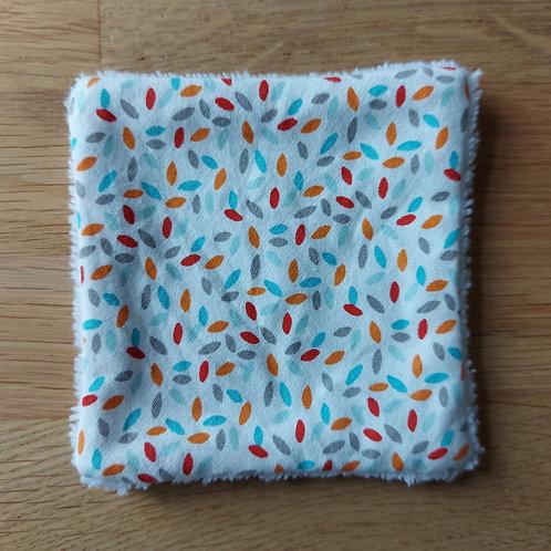 Coton démaquillant - Riz Multicolor