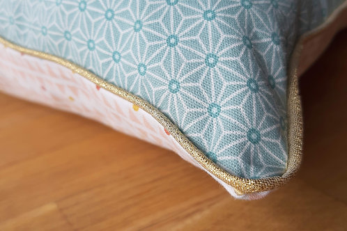 Coussin Tiny Gold