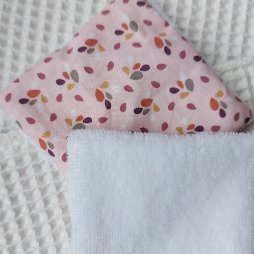Cotons démaquillants réutilisables x 4 // Sweet Pinky