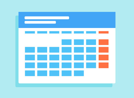 Online Calendar Options at MyHost.Domains!