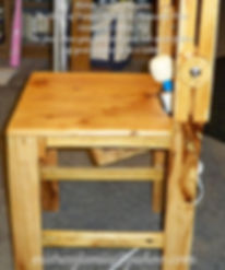 Breast Press and Pussy Torcher Chair 03b