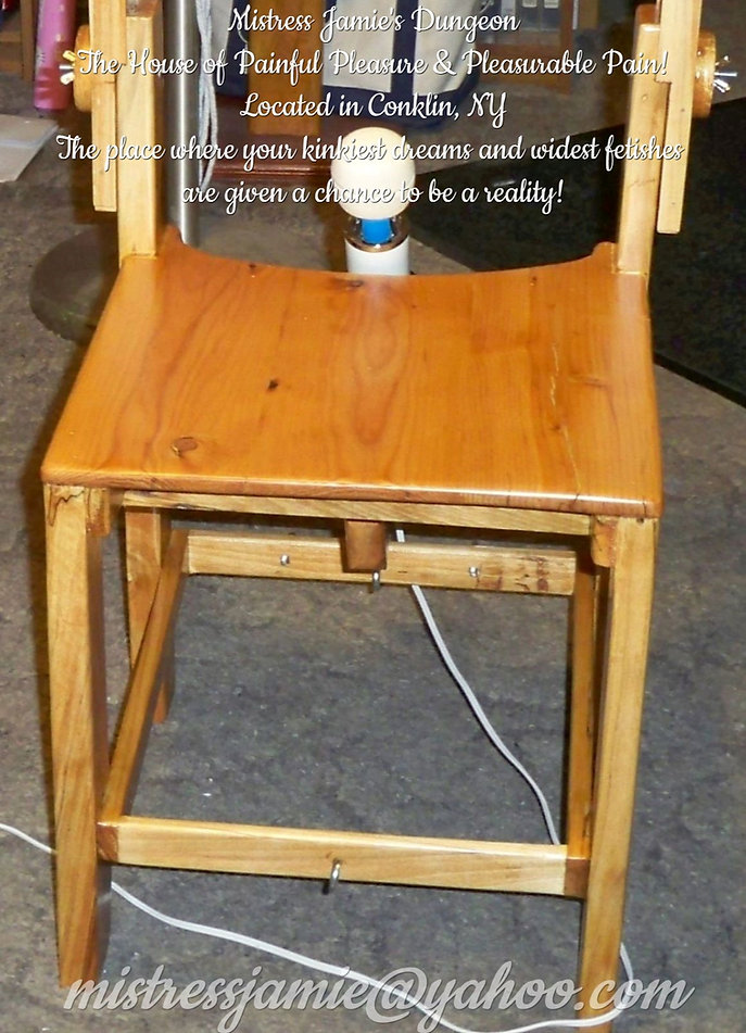 Breast Press and Pussy Torcher Chair 06b