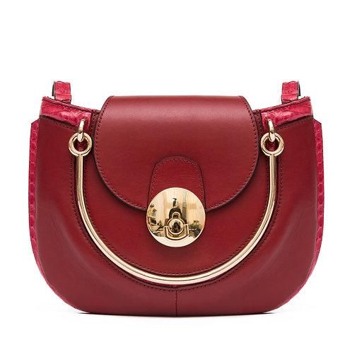ELLEN Small handbag with a detachable shoulder strap