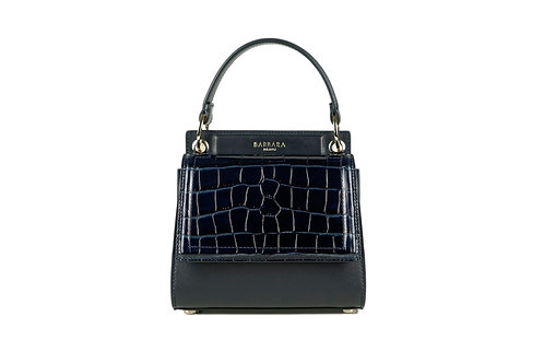 BUTTERFLY Small handbag with a detachable shoulder strap