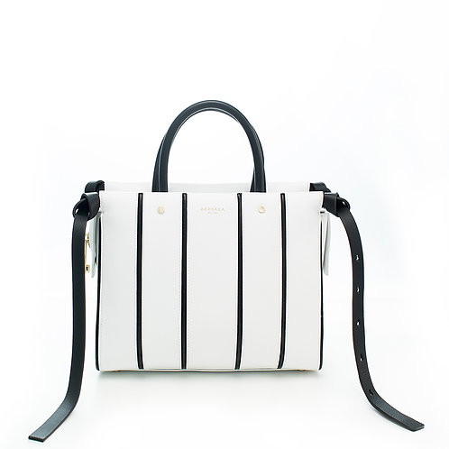 CLER  LARGE HAND BAG WITH DETACHABLE SHOULDER STRAP