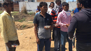 Lead Kindness Hero Dharamveer Chillar from Delhi