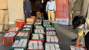 Lead Kindness Hero Sambhav Jain from KVN Foundation's