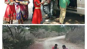 Lead Kindness Heroes Social Workers Manimaran, Karthik, Manikandan, and  Shankar