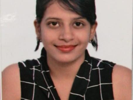 Unnati Rohatgi Certificate Recruitment LIDI Program