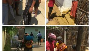Lead Kindness Hero Arun M from Coimbatore