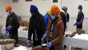 Lead Kindness Hero Sikh volunteers in America