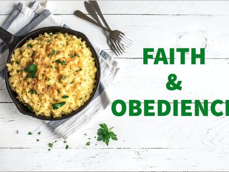 Faith & Obedience > Mac & Cheese
