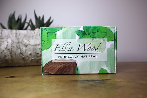 Coconut & Peppermint Soap Bar