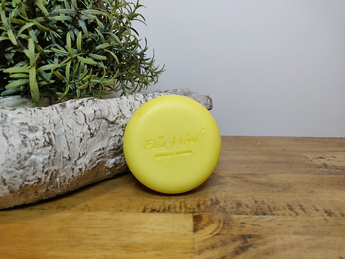 Solid Conditioner Bar - Lemon