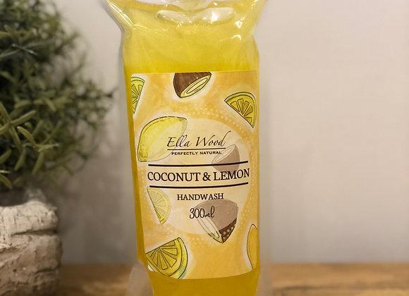 Coconut and Lemon Handwash