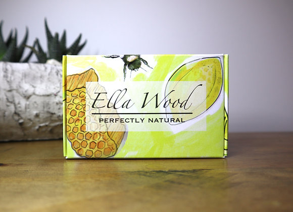 Beeswax, Lemon & Honey Soap Bar