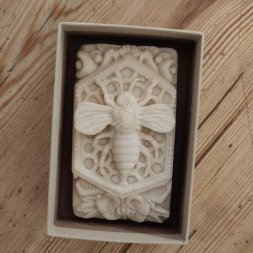 Large Bee Creative Soap