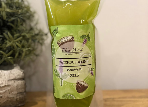Patchouli and Lime Handwash
