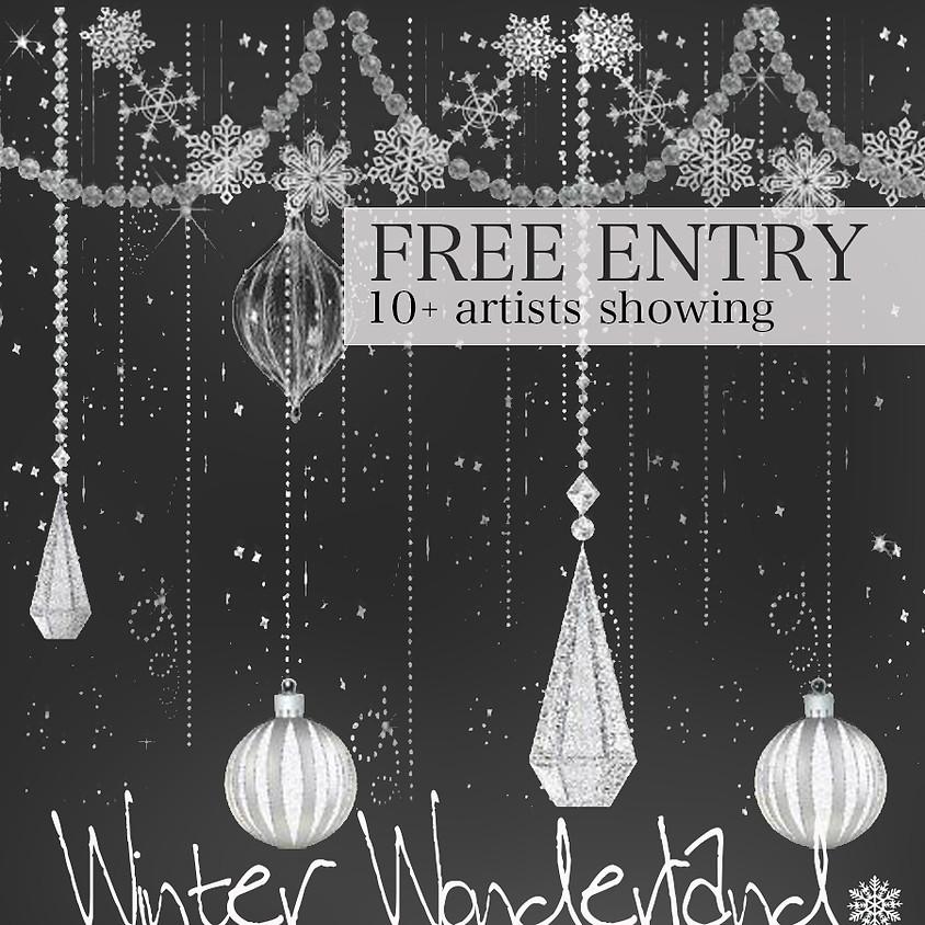 Winter Wonderland Art Show