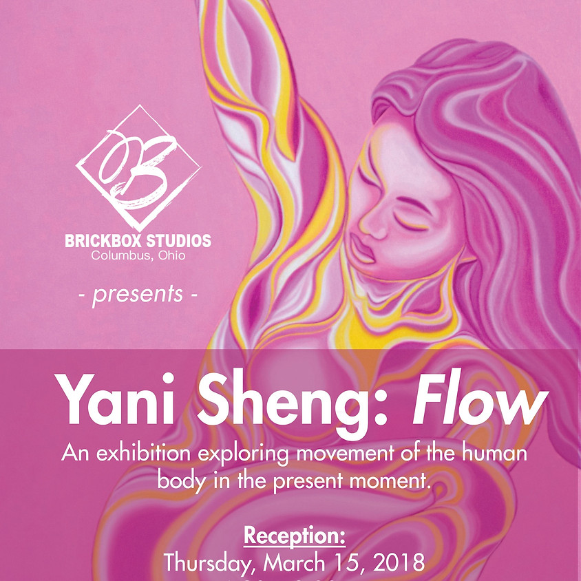 Yani Sheng: Flow