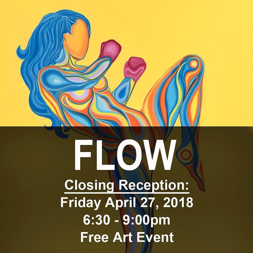 Yani Sheng: Flow Closing Reception