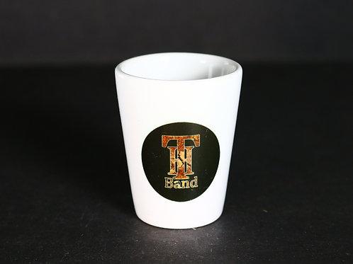 THB Shot Glass - WHITE