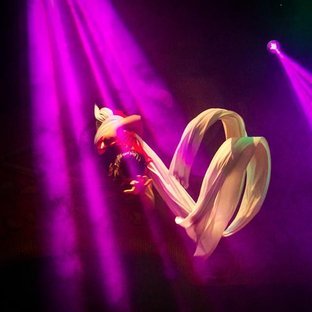 Instagram - ✨ART✨ #simplybeauty #movement #ASEvolare #aerialsilks GOOD NIGHT AER