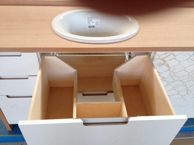 Mobile bagno su misura 3