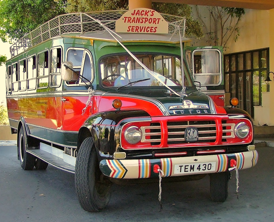 Bus Cyprus  Stylee