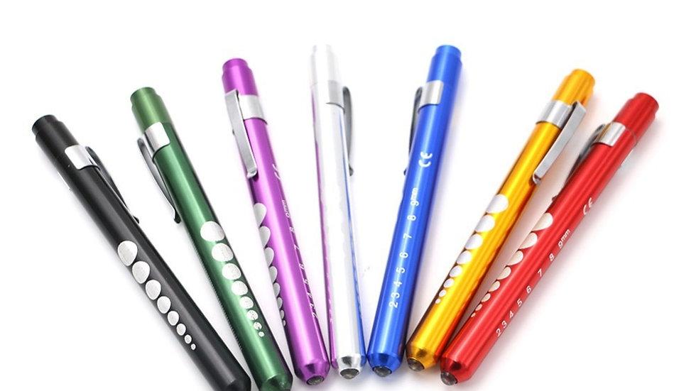 Medical Pen Light First Aid LED Pen Light Work Inspection Torch Doctor Nurse EMT
