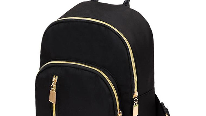 Mini Soft Touch Multi-Function female ladies Small Backpack Shoulder Bag purse