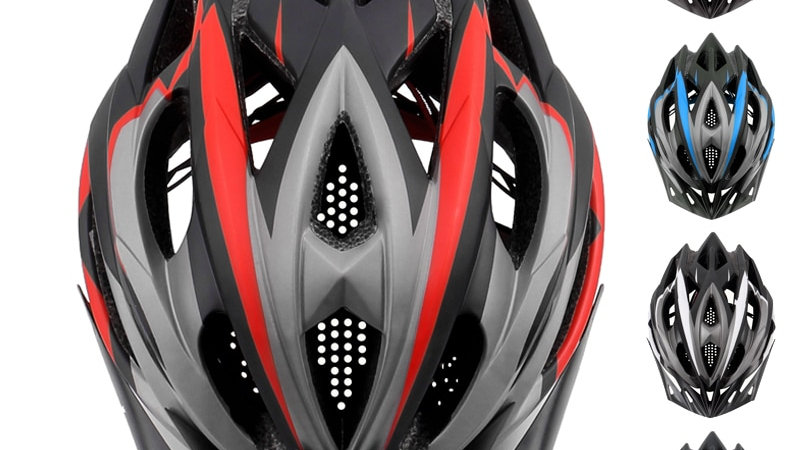 PHMAX 2020 Bicycle Cycling Helmet Ultralight EPS+PC Cover MTB Cycling Safely