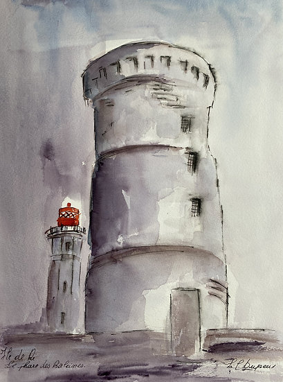 Le vieux phare