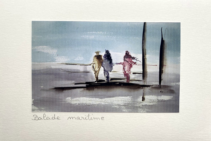 Balade maritime