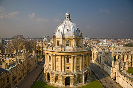 The Radcliffe Camera, Oxford, United Kin