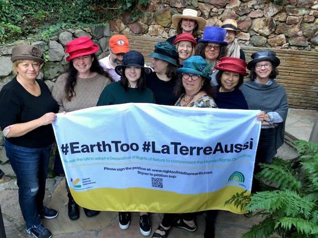 #EarthToo San Francisco