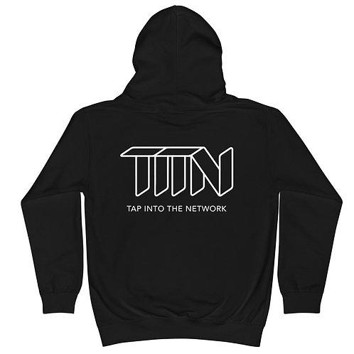 TITN Vector Kids Hoodie