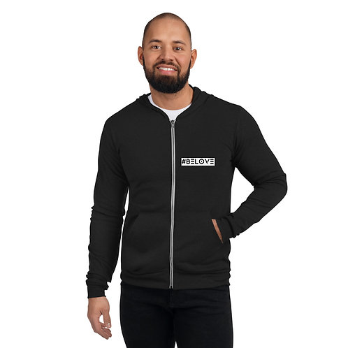 BEST SELLER!!! #BeLove - Law of Love Conservation zip hoodie
