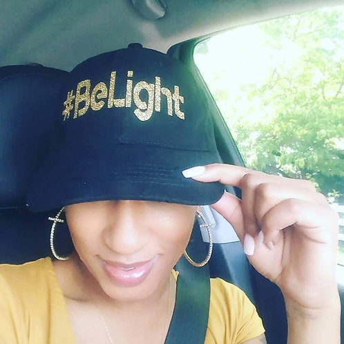 #BeLight Hat